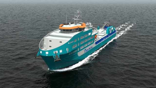 Safety & Welcome for Vessel Acta Orion
